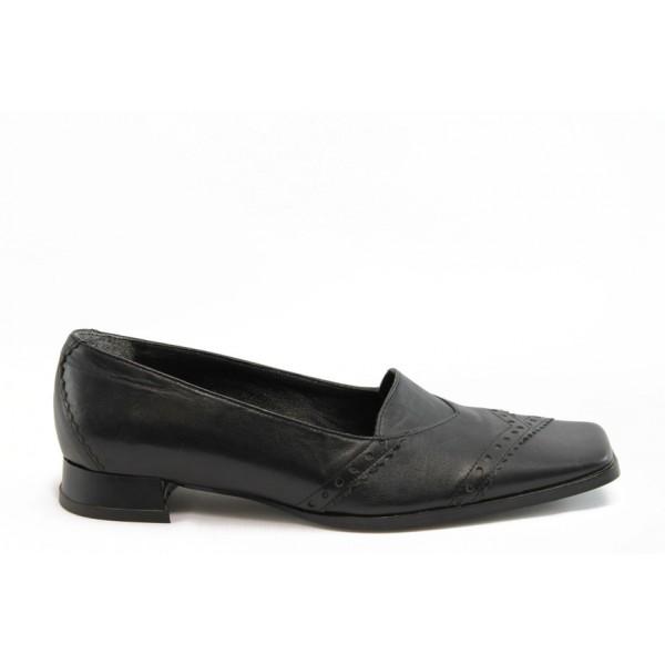 Дамски обувки естествена кожа ИС 78