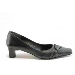 Дамски обувки естествена кожа ФЯ 7165711