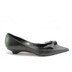 Дамски обувки от естествена кожа ФЯ 7123211