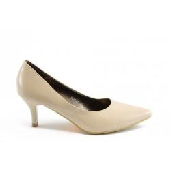 Елегантни дамски обувки ФР 0122беж