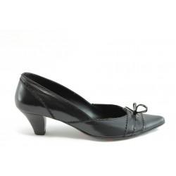 Дамски обувки от естествена кожа АК 111