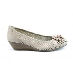 Немски обувки на платформа Rieker 43285