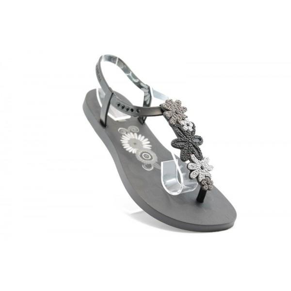 Гумени сандали Ipanema 80765 Черен