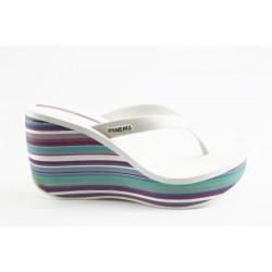 Гумени чехли Ipanema 80945 Бял