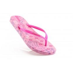 Гумени чехли Ipanema 81027 Розов