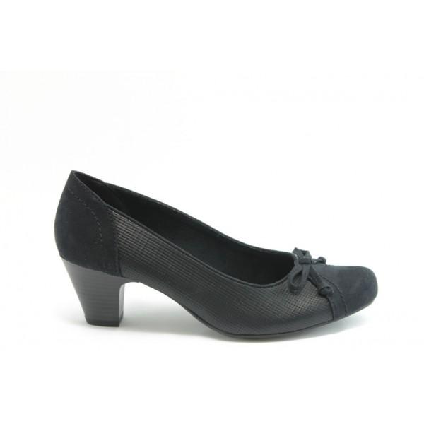 Дамски обувки на ток Jana 22363 черни