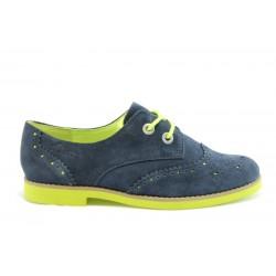 Равни немски обувки S.Oliver 23203СИН