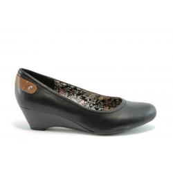Немски обувки на платформа Jana 22361Ч