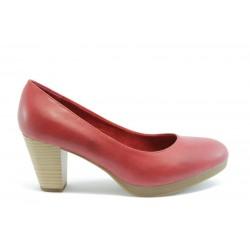 Немски обувки на ток Jana 22461ЧВ