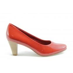 Елегантни немски обувки Jana 22414ЧВ.Л. ANTISHOKK