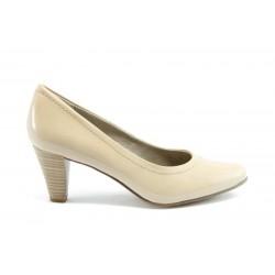 Елегантни немски обувки Jana 22414БЕЖ ANTISHOKK
