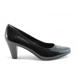 Елегантни немски обувки Jana 22414Ч.Л. ANTISHOKK
