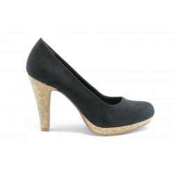 Немски обувки на висок ток Marco Tozzi 22415Ч