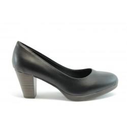 Немски обувки на ток Jana 22461Ч