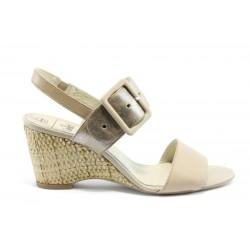Немски сандали на платформа Caprice 28316 ANTISHOKK