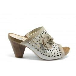 Немски чехли на ток Caprice 27203 ANTISHOKK