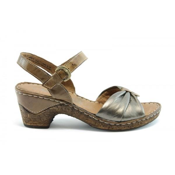 Немски сандали на ток Tamaris 28005К ANTISHOKK