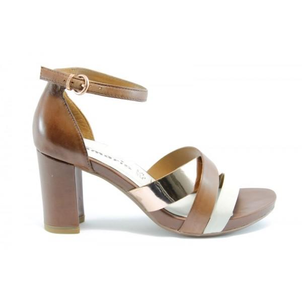 Немски сандали на ток Tamaris 28051К ANTISHOKK