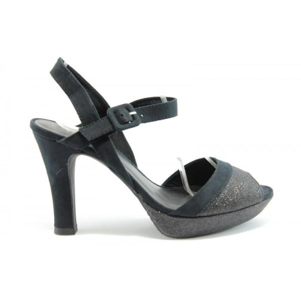 Немски сандали на висок ток Tamaris 28316Ч