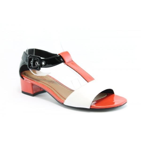 Немски сандали на нисък ток S. Oliver 28200