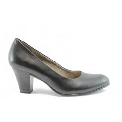 Елегантни немски обувки Jana 22402Черен ANTISHOKK