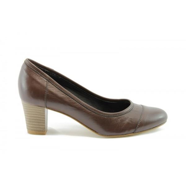 Елегантни дамски обувки ГО 0232к