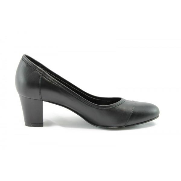 Елегантни дамски обувки ГО 0232Ч