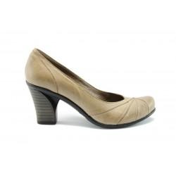 Дамски обувки на ток МИ К99Б