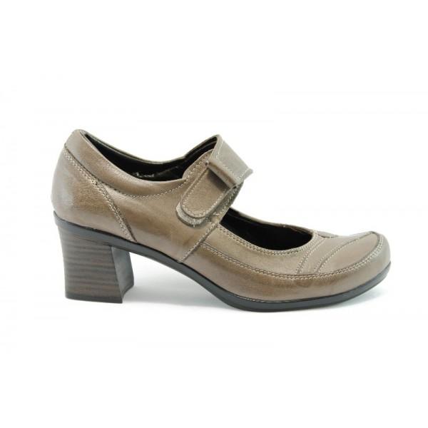 Дамски обувки на ток МИ К100