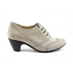 Дамски обувки на ток с връзки МИ 220