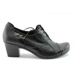 Дамски обувки с връзки НЛ 70Ч
