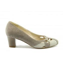Летни дамски обувки ГО 234с