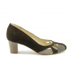 Летни дамски обувки ГО 234к