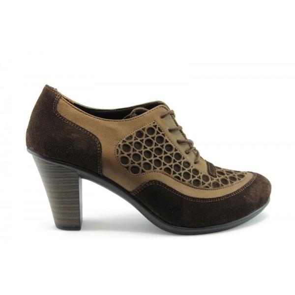 Дамски обувки с връзки МИ 230к