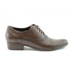 Дамски обувки с връзки ГО 4443