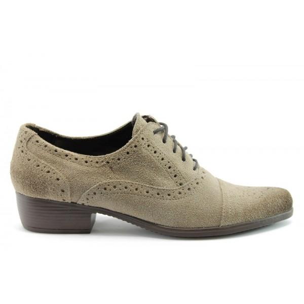Дамски обувки с връзки ГО 4443в