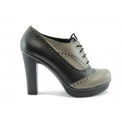 Дамски обувки на висок ток АК 1021
