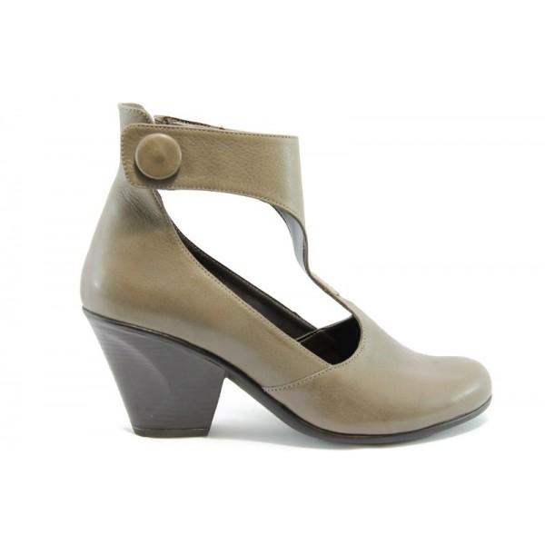 Дамски обувки на среден ток АК 43