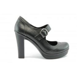 Дамски обувки на висок ток АК 2062