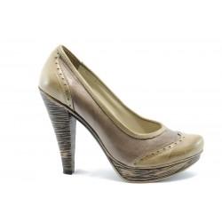 Елегантни дамски обувки АК 955Б