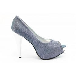 Елегантни дамски обувки на висок ток МИ 1701Х-Н