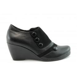 Дамски обувки на платформа МИ 865Ч