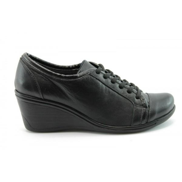 Спортни дамски обувки на платформа МИ18ПЛч.к.