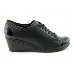Спортни дамски обувки на платформа МИ18ПЛч.л.