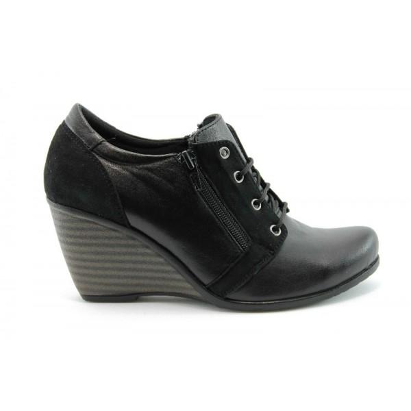 Дамски обувки на платформа МИ 203Ч