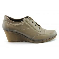 Дамски обувки на платформа МИ 1948Б