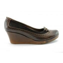 Дамски обувки на платформа АК 135К