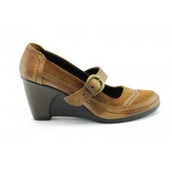 Дамски обувки на платформа МИ 06