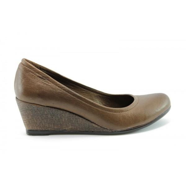 Дамски обувки на платформа МИ 96К