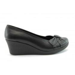 Дамски обувки на платформа МИ 85П-Ч